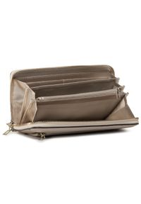 Beżowy portfel Guess