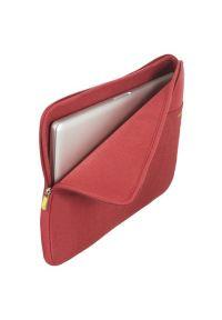 Czerwone etui na laptopa Samsonite
