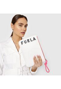 Furla - Torebka FURLA - Essential WE00154-A.0486-0398S-1-007-20-CN-E Talco. Kolor: biały. Materiał: skórzane #5