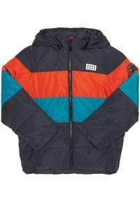 LEGO Wear Kurtka zimowa LwJipe 705 22881 Kolorowy Regular Fit. Wzór: kolorowy. Sezon: zima