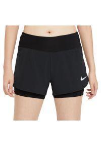 Spodenki damskie do biegania Nike Eclipse CZ9570. Materiał: materiał, poliester. Sport: bieganie