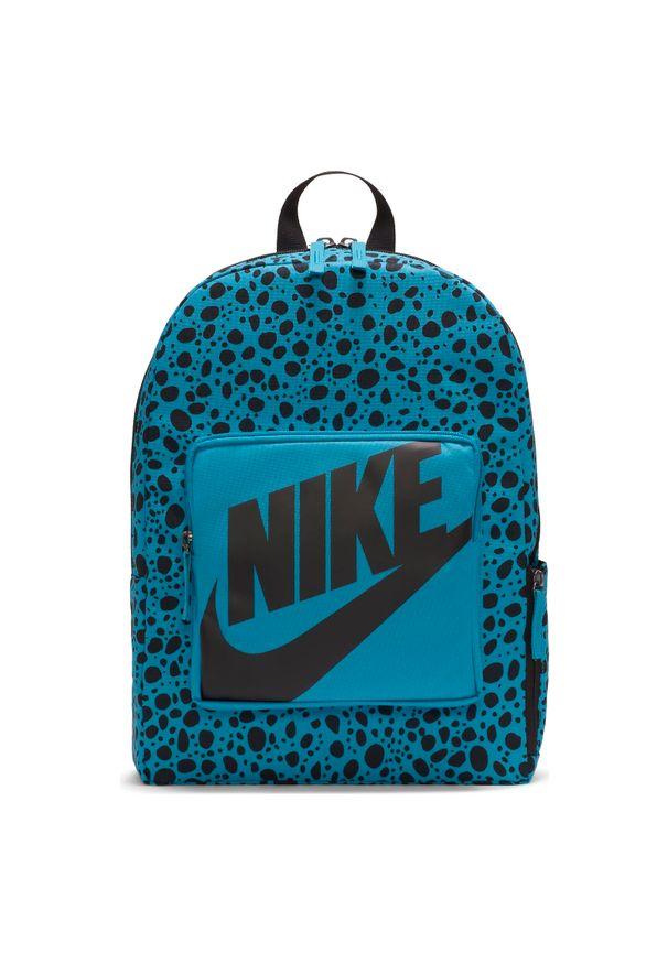 Plecak szkolny Nike Classic DA5852. Materiał: materiał, poliester