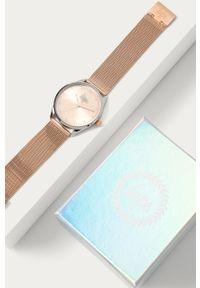 Beżowy zegarek Hype
