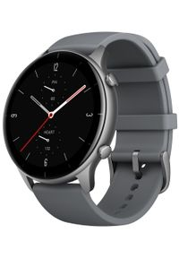 Szary zegarek AMAZFIT sportowy
