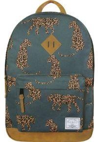 Zielony plecak Paul&Co