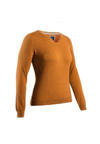 Sweter INESIS z golfem
