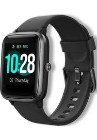 Smartwatch Cubot Czarny (1540-uniw). Rodzaj zegarka: smartwatch. Kolor: czarny