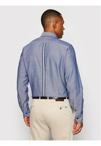 Baldessarini Koszula Henry B3 10003/000/3025 Granatowy Tailored Fit. Kolor: niebieski #6