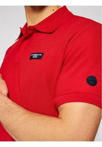 North Sails Polo PRADA Howick 452015 Czerwony Regular Fit. Typ kołnierza: polo. Kolor: czerwony