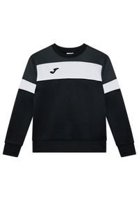 Joma Bluza Crew IV 101575.110 Czarny Regular Fit. Kolor: czarny