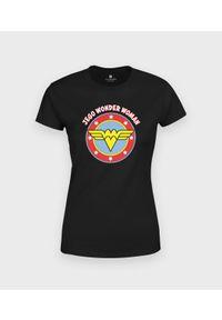 MegaKoszulki - Koszulka damska Jego wonder woman. Materiał: bawełna