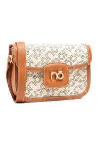 Nobo - Torebka NOBO - NBAG-K3070-CM17 Multi Karmelowy. Kolor: brązowy, wielokolorowy, beżowy. Materiał: skórzane