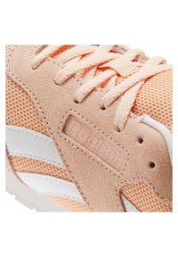 Buty sneakers Reebok Royal Ultra SL W CM9447. Materiał: syntetyk, materiał, skóra. Szerokość cholewki: normalna. Sezon: lato. Model: Reebok Royal