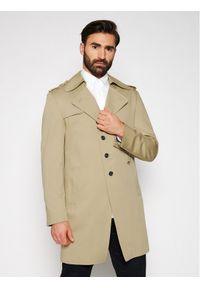 Beżowy płaszcz przejściowy Rage Age