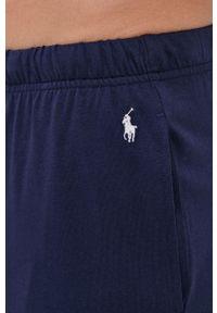 Polo Ralph Lauren - Spodnie piżamowe. Kolor: niebieski
