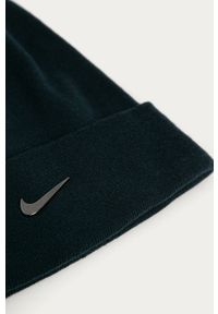 Niebieska czapka Nike Sportswear z aplikacjami