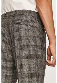 Strellson - Spodnie. Kolor: szary