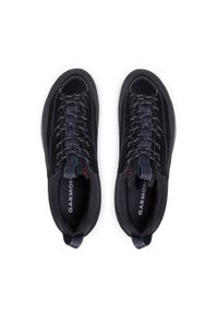 Garmont - Trekkingi GARMONT - 002477 Dragontail Black. Kolor: czarny. Materiał: zamsz, skóra. Szerokość cholewki: normalna. Sport: turystyka piesza