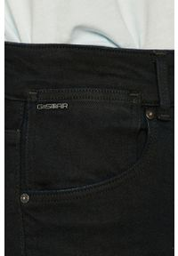 Czarne jeansy G-Star RAW