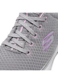 skechers - Buty SKECHERS - Simply Special 302070L/GYPK Gray/Pink. Okazja: na co dzień. Kolor: szary. Materiał: materiał. Styl: casual