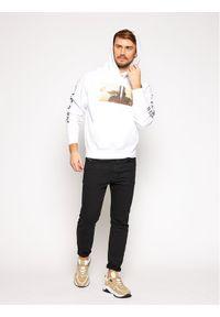 Biała bluza Element z motywem z bajki