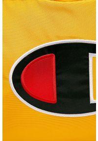 Champion - Plecak. Kolor: żółty