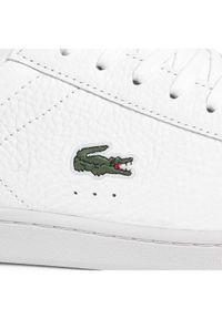 Lacoste Sneakersy Carnaby Evo 0120 2 Sma 7-40SMA0015147 Biały. Kolor: biały. Model: Lacoste Carnaby Evo
