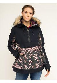 Czarna kurtka sportowa Roxy snowboardowa