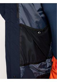 Niebieska kurtka turystyczna Salewa