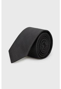 Sisley - Krawat. Kolor: szary