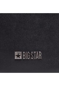 Big-Star - Torebka BIG STAR - HH574012 Black. Kolor: czarny. Materiał: skórzane