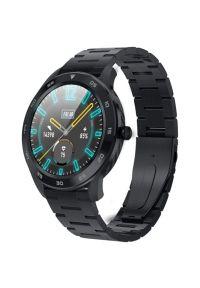 Smartwatch GARETT GT22S Czarny. Rodzaj zegarka: smartwatch. Kolor: czarny