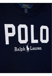 Niebieski t-shirt Polo Ralph Lauren polo #3