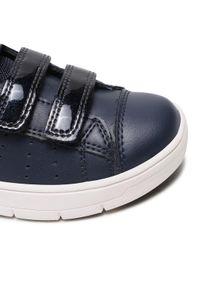 Geox Sneakersy J Silenex G. B K15DWB 000BC C4002 S Granatowy. Kolor: niebieski