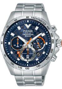 Zegarek Pulsar Zegarek Pulsar Solar męski chronograf PZ5101X1 uniwersalny