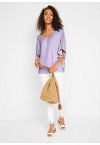 """Shirt """"nietoperz"""" bonprix Shirt """"nietoperz"""" fioł.bez. Kolor: fioletowy #6"""