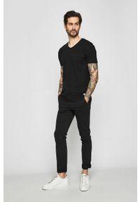 Czarne spodnie Tom Tailor Denim