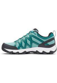 Zielone buty trekkingowe columbia