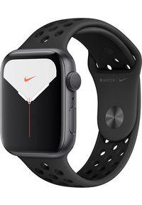 Czarny zegarek APPLE smartwatch