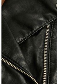 Czarna kurtka Vero Moda bez kaptura