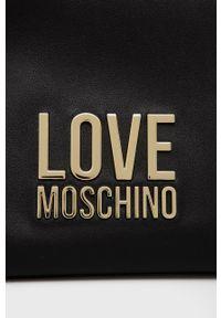 Love Moschino - Torebka. Kolor: czarny
