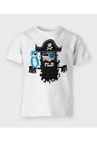 MegaKoszulki - Koszulka dziecięca Pirat. Materiał: bawełna