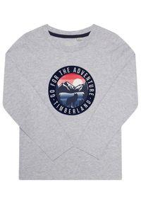 Szary t-shirt Timberland
