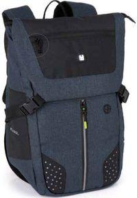 Niebieski plecak na laptopa GABOL