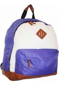 Adleys BP251 Sheep Mały plecaczek Plecak Wycieczkowy, Turystyczny, Miejski. Styl: wakacyjny