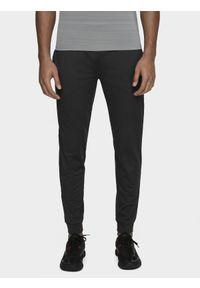 4f - Spodnie treningowe męskie. Kolor: wielokolorowy. Materiał: elastan, dzianina, materiał. Sport: fitness