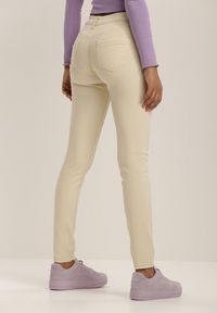 Beżowe spodnie Renee