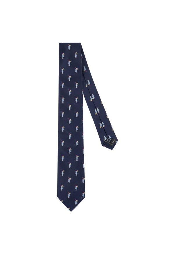 Niebieski krawat JOOP!