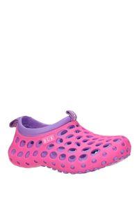 Casu - różowe buty do wody casu 748. Kolor: różowy, wielokolorowy, fioletowy