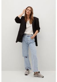 Jeansy loose fit mango